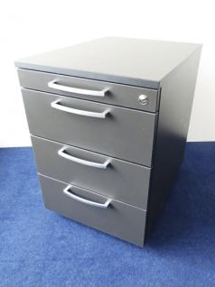 Rollcontainer Pendo Orga-Tec EC 3 Schubladen 60 cm Top Vor-Ort-Artikel
