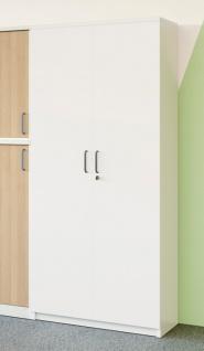 Schrankelement BN Office Essen 4 OH 80 x 155 x 45 cm Farbauswahl