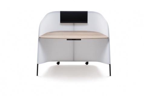 Schreibtisch SDS Sekretär 138 x 113 cm Auswahl Farbe Optionen