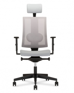 Bürostuhl BN Office Navigo KS Netz Runner Auswahl Farbe Optionen