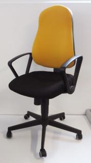Bürostuhl Nowystyl Bitzi Ecco gelb Top Vor-Ort-Artikel
