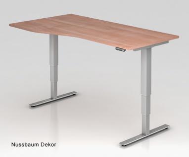 Kleiner Schreibtisch Höhenverstellbar 2021