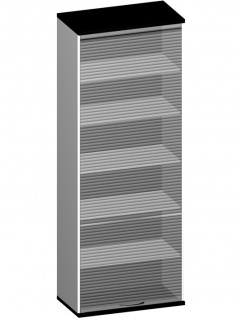 Rollladenschrank Pendo Vari Edo 5 1-2 OH 80 x 224 x 44 cm Auswahl Farbe Optionen