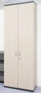Büroschrank Pendo Vari Edo 6 OH 120 x 224 x 44 cm Auswahl Farbe Optionen