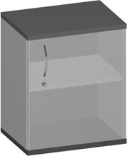 Büro Sideboard 1-türig Pendo Vari Edo 1 1-5 OH 60 x 72 x 44 cm Auswahl Farbe Optionen
