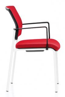 Konferenzstuhl Rovo Chair R 12 Netz Auswahl Farbe Optionen