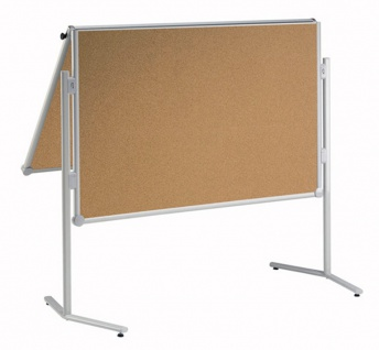 Präsentationstafel Maul Pro klappbar Korkwand