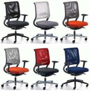 Bürostuhl Sedus Stoll Netwin 100 MA Auswahl Farbe Optionen