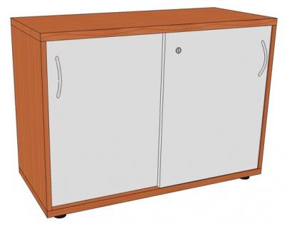 Schiebetürenschrank Pendo Vari Edo 1 1-2 OH 100 x 72 x 44 cm Auswahl Farbe Optionen