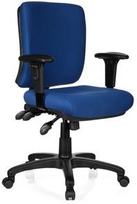 Drehstuhl HJH-Office Zenit Base blau
