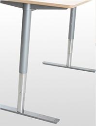Schreibtisch Conset Elektro Design 160 x 80 cm Ausstellungspreis
