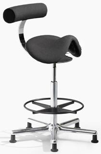 Hochstuhl Stehhilfe Löffler Logo Sadlo ET E ergonomisch Top New Look Farbauswahl