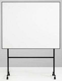 Whiteboard Lintex Erst Lone Mobil 150 x 120-196 x 50 cm Auswahl Farbe Optionen