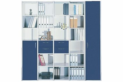 Schrankwand Pendo Multi 217 cm 6 OH Auswahl Farbe Optionen