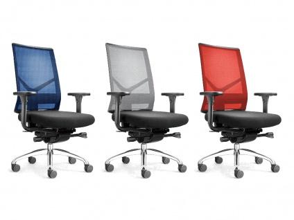 Bürostuhl Löffler Vigo FG Netz Ergo Top Auswahl Farbe Optionen
