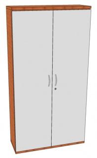 Büroschrank Pendo Vari Edo 5 OH 120 x 189 x 44 cm Auswahl Farbe Optionen