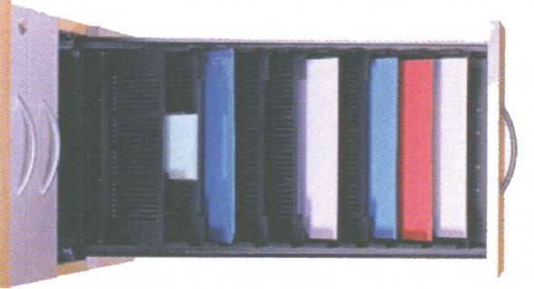 Schreibtischcontainer Schubladen Set 13 für Pendo-Container