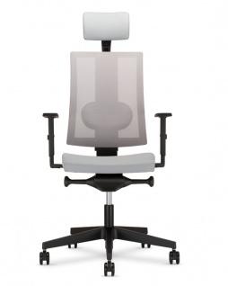 Bürostuhl BN Office Na Vigo KS Netz Runner Auswahl Farbe Optionen