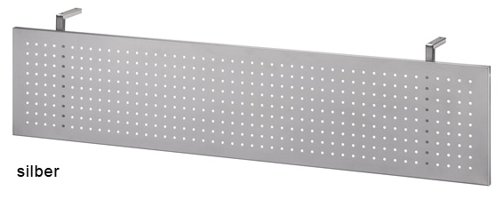 Schreibtisch Hammerbacher XK-Serie 160 x 80 cm Eiche Dekor