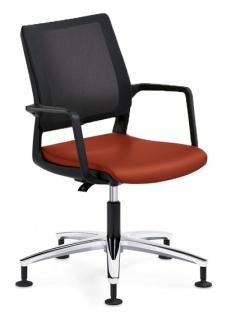 Konferenzdrehstuhl Sedus Stoll Swing Up SU 2010 Netz Auswahl Farbe Optionen