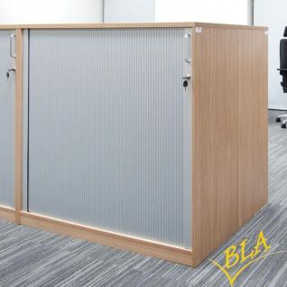 Quer-Rollladenschrank BN Office Essen 1 1-5 OH 160 x 74 x 45 cm Farbauswahl