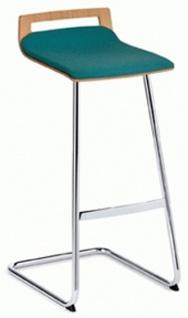 Barhocker Sedus Stoll Mieting 2 Sitzpolster Sitzhöhe 78 cm Auswahl Farbe Optionen