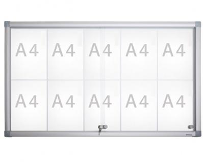Schaukasten Maul Slide Format 10 x A4