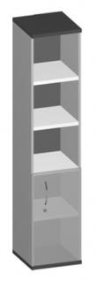 Regalschrank Pendo Vari Edo 2 zu 5 OH 60 x 189 x 44 cm Auswahl Farbe Optionen