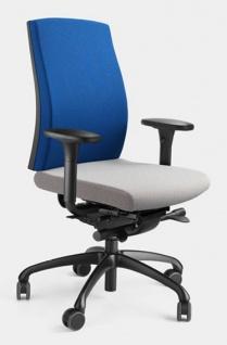 Bürostuhl Löffler Figo FG Auswahl Farbe Optionen