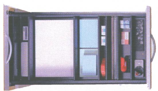 Schreibtischcontainer Schubladen Set 2 für Pendo-Container