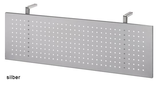 Schreibtisch Hammerbacher XK-Serie 120 x 80 cm Eiche Dekor