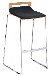 Barhocker Sedus Stoll Meeting 3 Sitzpolster Sitzhöhe 78 cm Auswahl Farbe Optionen