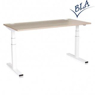 Schreibtisch elektrisch höhenverstellbar BN Office Modell Elektro Auswahl Farbe Optionen