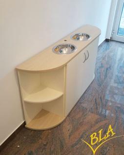 Büro Sideboard Kombination Pendo Cleando 208 x 80 cm 2 OH Auswahl Farbe Optionen