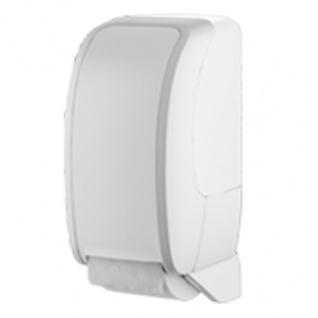 Toilettenpapierspender Metzger Kosmos weiss