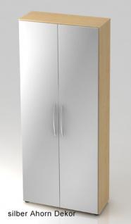 Schrank HMB Ulmer Somit 5 OH Türen 80 x 33 x 188 cm Auswahl Farbe Optionen