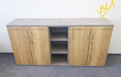 Büro Sideboard Kombination Vari Edo TB 200-320 x 100 x 44 cm Auswahl Farbe Optionen