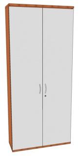 Büroschrank Pendo Vari Edo 6 OH 100 x 224 x 44 cm Auswahl Farbe Optionen