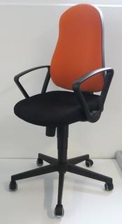 Bürostuhl Nowystyl Bitzi Ecco orange Staffel-Artikel