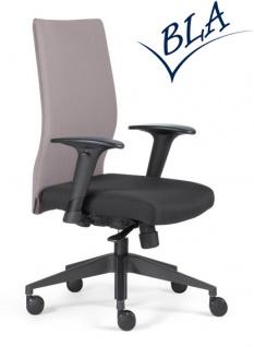 Bürosessel AT Office Perfekt Netz mit Husse schnell
