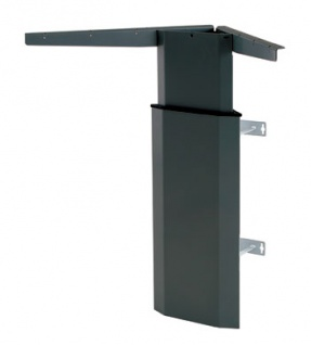Tischgestell elektrisch höhenverstellbar CNS Elektro 1 Single Wand schwarz