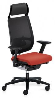 Bürostuhl SDS Schwing Us SU 1030 Netz KS Auswahl Farbe Optionen