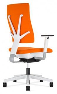 Bürostuhl BN Office 4 me Gestell weiss Auswahl Farbe Optionen
