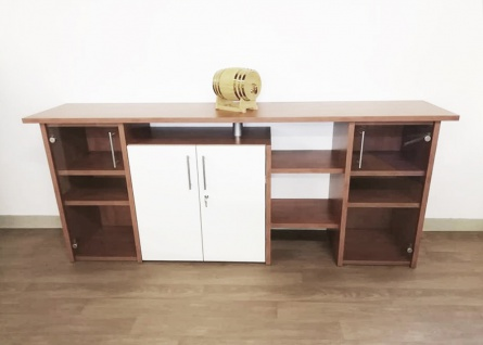 Büro Sideboard Kombination Pendo Multi Design 225 x 115 x 46 cm 3 OH Türen Auswahl Farbe Optionen