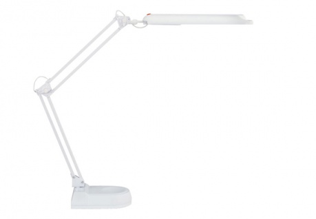 LED-Design Tischleuchte Maul Atlantic weiss Standfuss