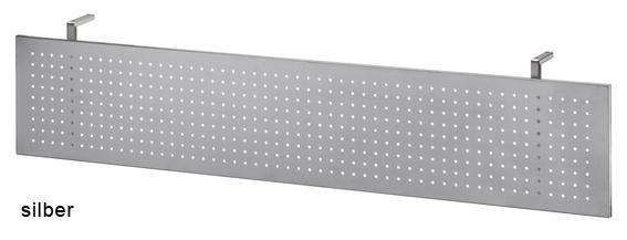 Schreibtisch Hammerbacher O-Serie 180 x 100 - 80 cm Eiche Dekor