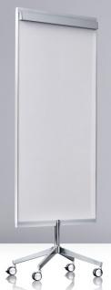 Whiteboard Lintex Doppel Mobil 73 x 158 cm Auswahl Farbe Optionen