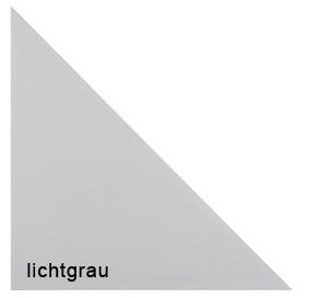 Verkettungsplatte Hammerbacher 80 cm 90 Grad gerade Hamburg Farbauswahl