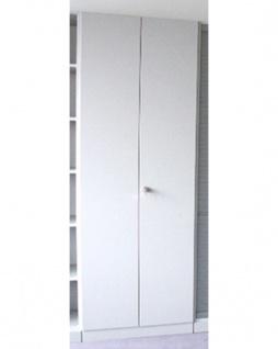 Büroschrank Pendo Vari N 6 OH 80 x 224 x 44 cm Auswahl Farbe Optionen