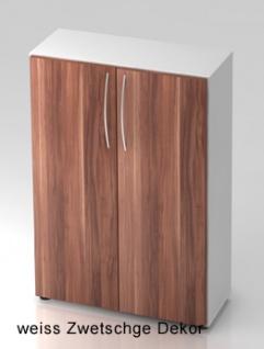 Schrank Hammerbacher Basic 3 OH Türen 80 x 33 x 115 cm Vor-Ort-Artikel